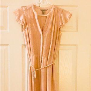Light Pink Spring Dress